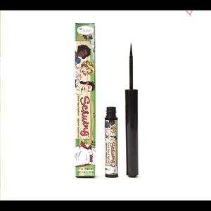 The Balm - Schwing Liquid Eyeliner -new in package